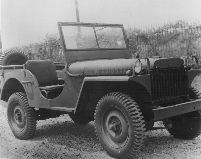 1941 Willys Ma Jeep